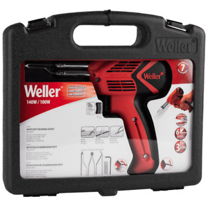 Weller D650pk 300 200 Watts 120 V Soldering Gun Kit Brand New In Box Low Price
