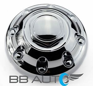 New Chrome 16 Inch 8 Lug Wheel Hub Center Cap For 2000 2002 Dodge Ram 2500 Truck