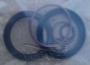 Duramax Deluxe Fuel Filter Head Rebuild Seal Kit With Viton O rings