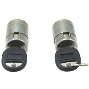 Door Lock Cylinder For 88 94 Chevrolet C1500 Set Of 2