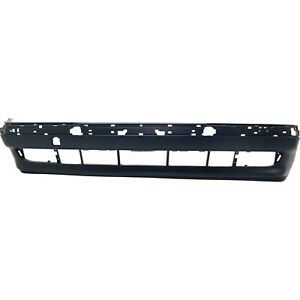Front Bumper Cover For 95 2001 Bmw 740il W Fog Lamp Holes 740i Primed