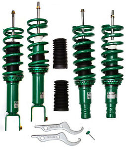 Tein 2012 2013 Honda Civic Si Coupe Sedan Street Advance Z Adjustable Coilovers