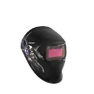 3m Speedglas 100 Mechanical Skull Welding Helmet Black With Skull New Low Price