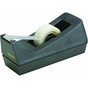 6 Pk 3m Scotch Desk Tape Dispenser Holds To 3 4 W X 1500 W 1 Core C 38