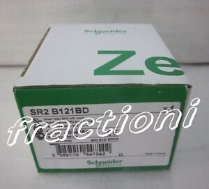 Schneider Zelio Plc Sr2b121bd New In Box 1 year Warranty