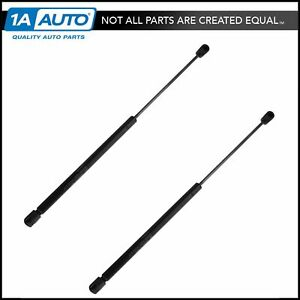 Tailgate Glass Lift Supports Struts Set Pair For Chevy Cadillac Gmc Tahoe Yukon