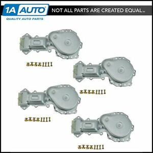 12 Tooth Power Window Motor Kit Set Of 4 For Impala Century Deville Grand Am S10