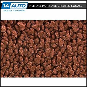 For 1958 Chevy Impala 39 Dark Copper Carpet Excluding Convertible Models
