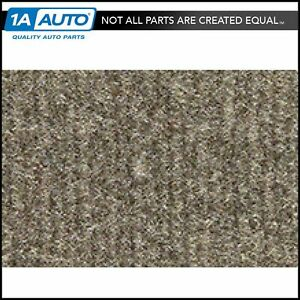 For 1995 04 Toyota Tacoma Regular Cab Cutpile 9006 Light Mocha Complete Carpet