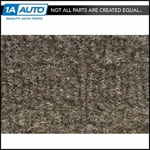 For 87 97 F350 Truck Crew Cab 2wd 9197 medium Mocha Carpet 4 Spd Manual Trans