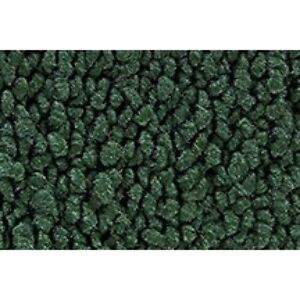1967 69 Plymouth Barracuda 08 dark Green Carpet For Automatic Transmission