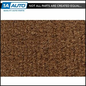 1980 86 Ford F150 Truck Regular Cab 8296 Nutmeg Carpet For 4wd Auto Trans