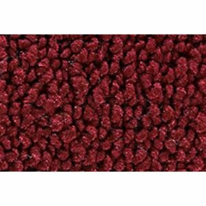 1972 73 Ford Ranchero 80 20 Loop 13 Maroon Carpet For Automatic Transmission