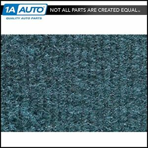 1980 86 Ford F150 Truck Regular Cab 7766 Blue Carpet For 4wd Auto Trans
