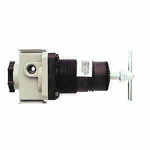 Milton 1 2 Npt Heavy Duty Air Compressor Line Pressure Regulator