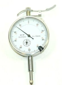 Fowler Dial Indicator 52 520 310 0 10mm New Great Deal