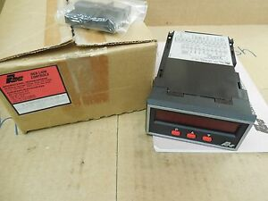 Red Lion Imr 6 digit Intelligent Meter Imr02107 4 20ma 120 240 Vac 5 A Amp New