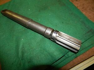 Cleveland Hss 1 375 Shell Reamer And No 8 Arbor 4 Morse Taper