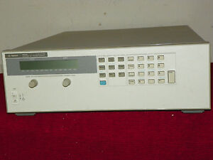 Agilent Hp 6673a Dc Power Supply 35v 60a 2100w many In Stock