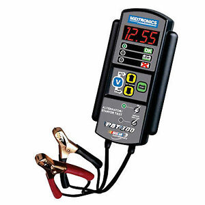 Advanced Battery Charging Automotive Diagnostic Electrical System Tester