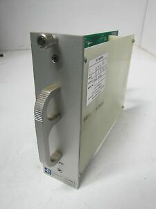Esterline Scientific Columbus Xlp Series Current Voltage Module Xlpc Xlpc3