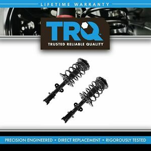 Trq Loaded Complete Strut Spring Assembly Front Pair Set 2pc For 04 08 Pacifica