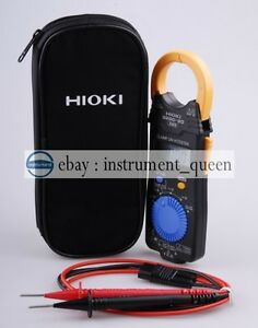 Hioki 3280 20f True Rms Clamp On Hitester 42a To 1000a Ac Current Clamp Meters