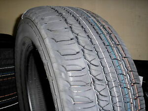 4 New 245 65 17 Goodyear Fortera Hl Tires 65r17 R17 65r Jeep Chevy Suv