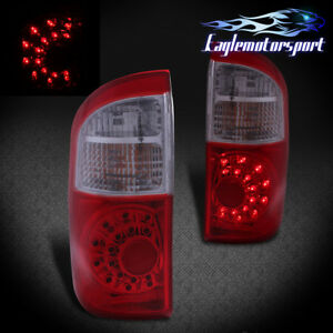 For 2000 2006 Toyota Tundra Pickup Led Brake Tail Lights 2002 2003 2004 2005