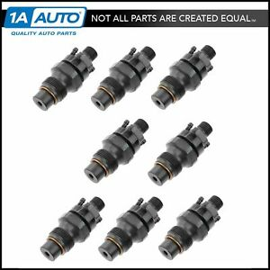 Fuel Injector Set Of 8 Kit For Chevy Gmc Pickup Truck Van 6 5l Diesel
