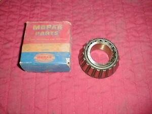 Nos Mopar 1967 72 Dana 60 Rear Pinion Bearing Cup With 4 Speed B E Body
