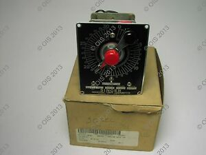Itc Tdaf 30s Industrial Timer 30 Seconds 120vac 1000 Watts New