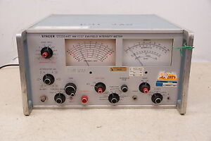 Singer Stoddart Nm 17 27 Emi field Intensity Meter