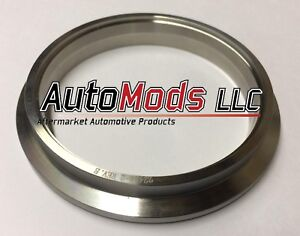 3 vband Turbine Outlet Stainless Flange 3 5 8 22416 Precision Pte Comp Turbo