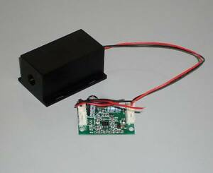 Professional 100mw 532nm Green Laser Module With Ttl Modulation Stage Module