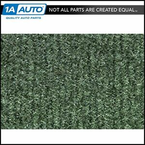 For 1977 87 Chevy Caprice 2 Door Cutpile 4880 sage Green Complete Carpet Molded