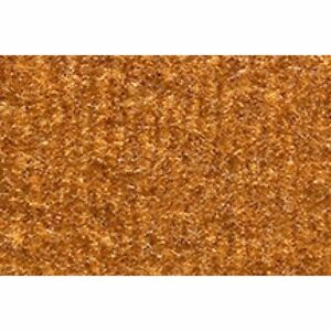 For 77 87 Caprice 2 Door Cutpile 4645 Mandrin Orange Complete Carpet Molded
