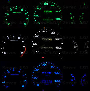 Honda Civic Ek 96 00 Gauge Cluster Led Kit