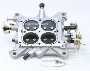 Aed 6465 Holley 4150 Carburetor Base Plate Double Pumper 4 Corner Idle