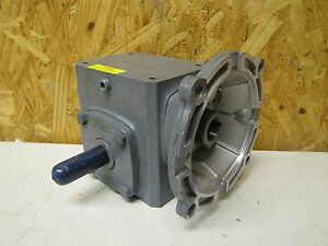 Boston Gear Speed Reducer Gearbox 700 Series F7155b7g 5 1 Ratio 1 74 In Hp New