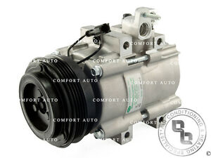 New Oem Ac A c Compressor With Clutch Air Conditioning Pump Original Halla
