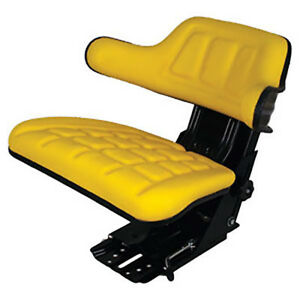 W316yl Universal Tractor Seat Made To Fit Hesston John Deere