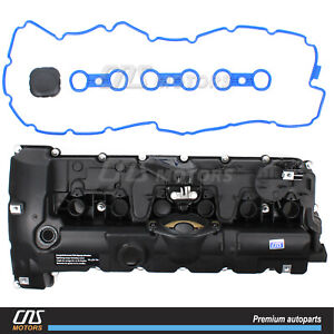 Engine Valve Cover W Gasket For 06 13 Bmw 128 323 328 528 X3 X5 Z4 11127552281
