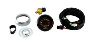 Aem Digital Oil Pressure Gauge 0psi To 150psi 52mm 2 1 16