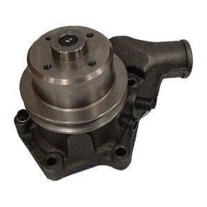 At27018 Water Pump With Pulley For John Deere 820 830 1020 1520 1530 2020