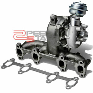 For Vw Mk4 Audi B5 C5 1 9t Diesel K04 Gt1749v Turbo Charger Manifold Wastegate
