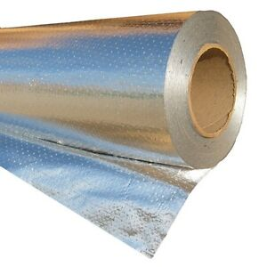 1000 Sqft Of Ies Pex Tubing Hvac Duct Roof Attic Blanket Reflective Insulation