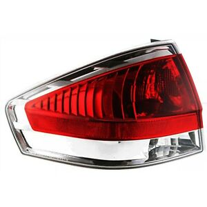 Tail Light For 2008 Ford Focus Driver Side