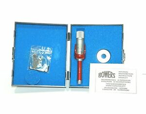Bowers fowler Holmike 13 16mm Bore Gage