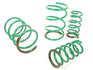 Tein S Tech Lowering Springs Kit 01 05 Honda Civic 2dr Coupe Em2 Ska22 Aub00 New